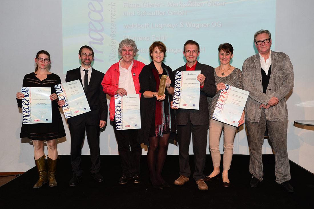 waldsoft gewinnt Maecenas Preis NÖ 2016 2 (c)TanjaWagner