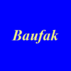 Logo Baufak