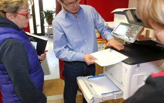 OKI Drucker, Kopier, Multifunktionsgeräte