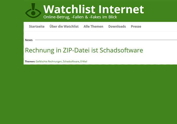 schadsoftware_watchlistInternet