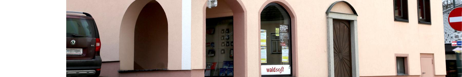 waldsoft Büro in Arbesbach