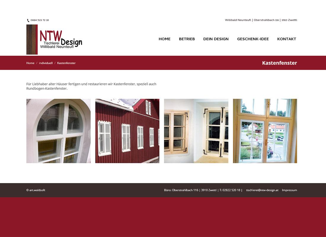 NTW Design Neunteufl
