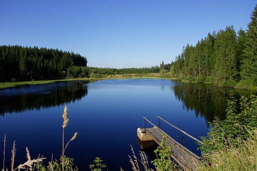 Rubner Teich (Tanner Moor), Foto Gem. Liebenau