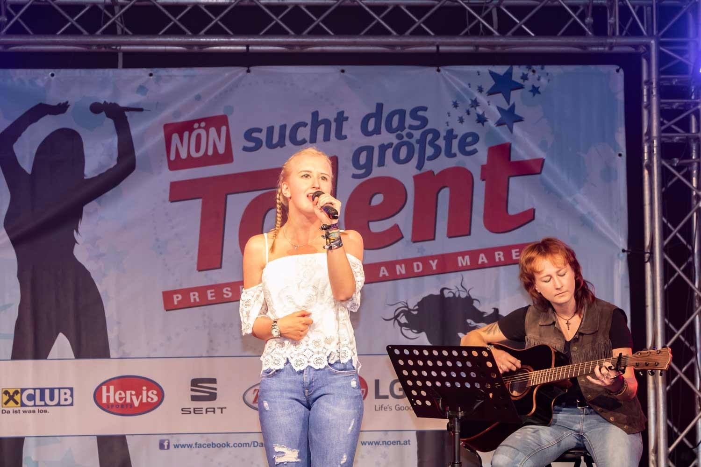 """Angelina im Finale von """"NÖN sucht das größte Talent"""" – waldsoft"""
