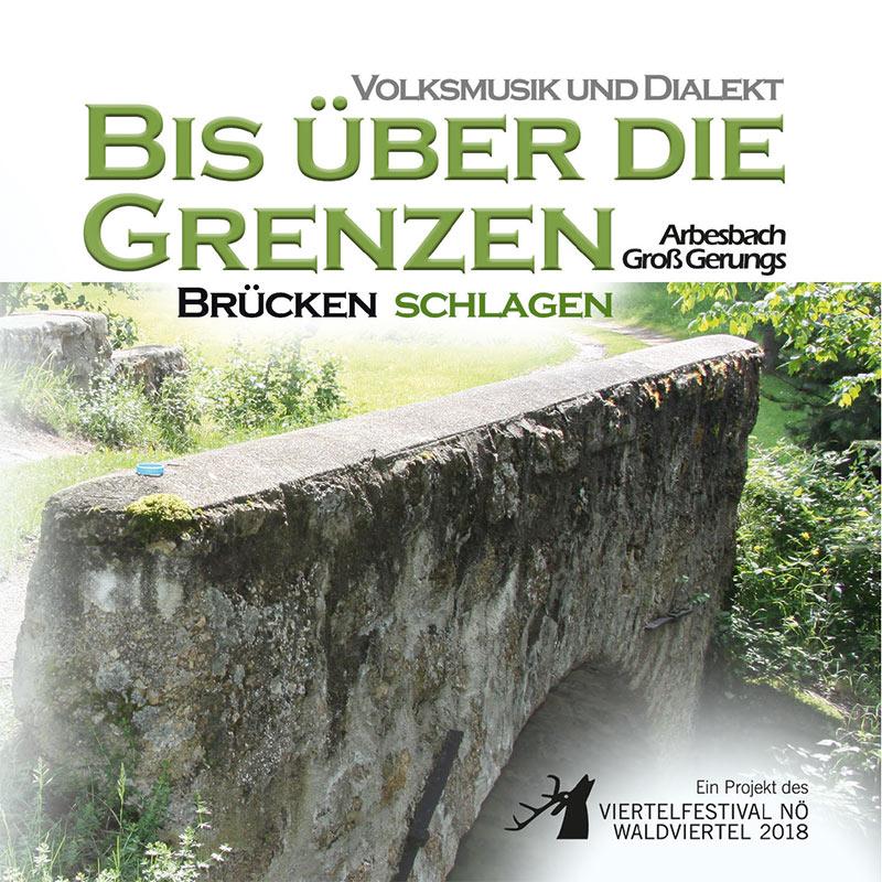 CD Volksmusik & Dialekt, M. Niemann, Viertelfestival 2018