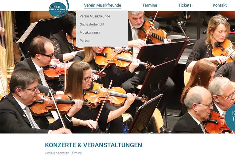 Donauphilharmonie Stockerau