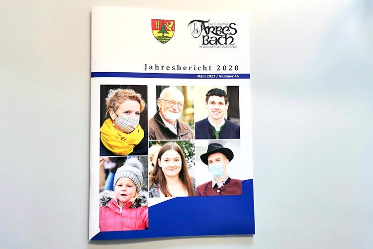 Jahresbericht 2020 der Gemeinde Arbesbach