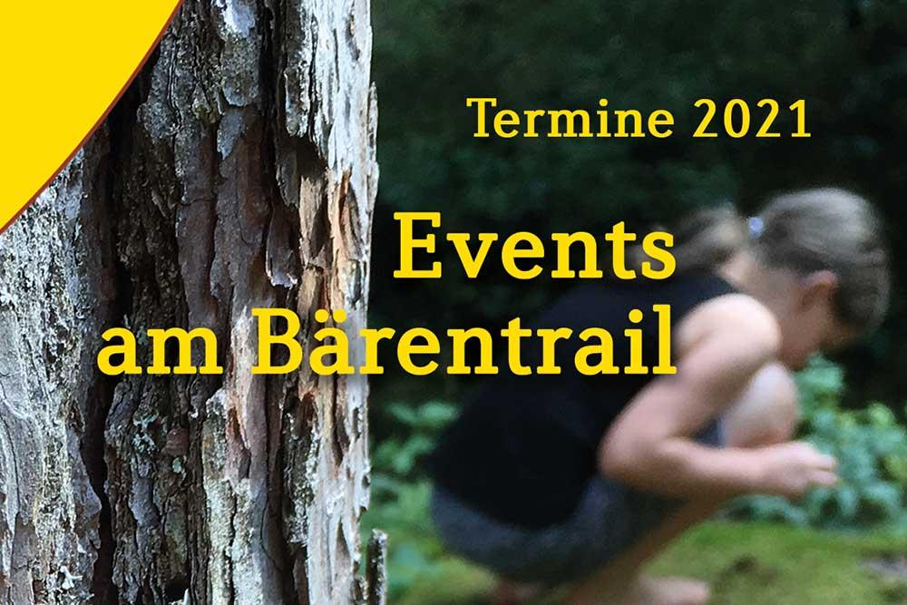 Bärentrail Events 2021