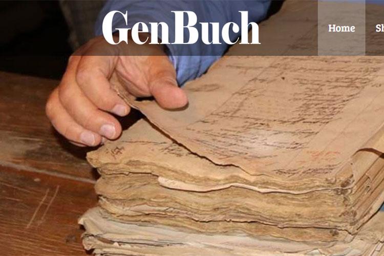 GenBuch – Genealogische Forschungsbehelfe ONLINE Prof. Felix Gundacker